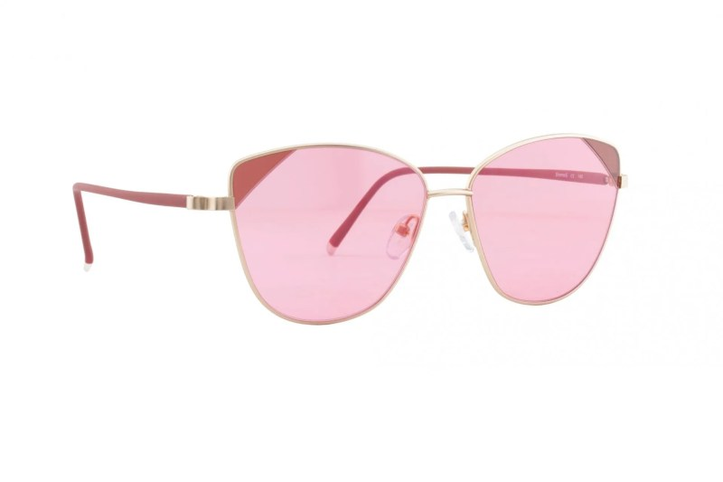 Stepper rose tinted sunglasses