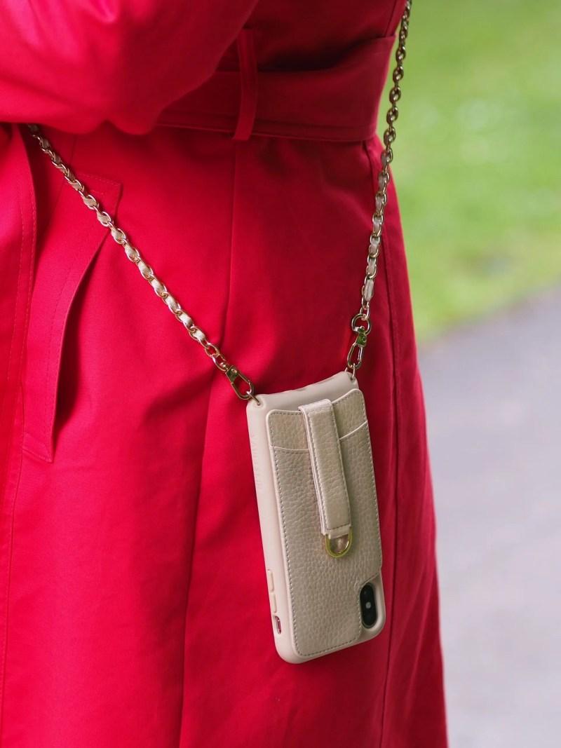 Vaultskin leather crossbody iphone case (7)