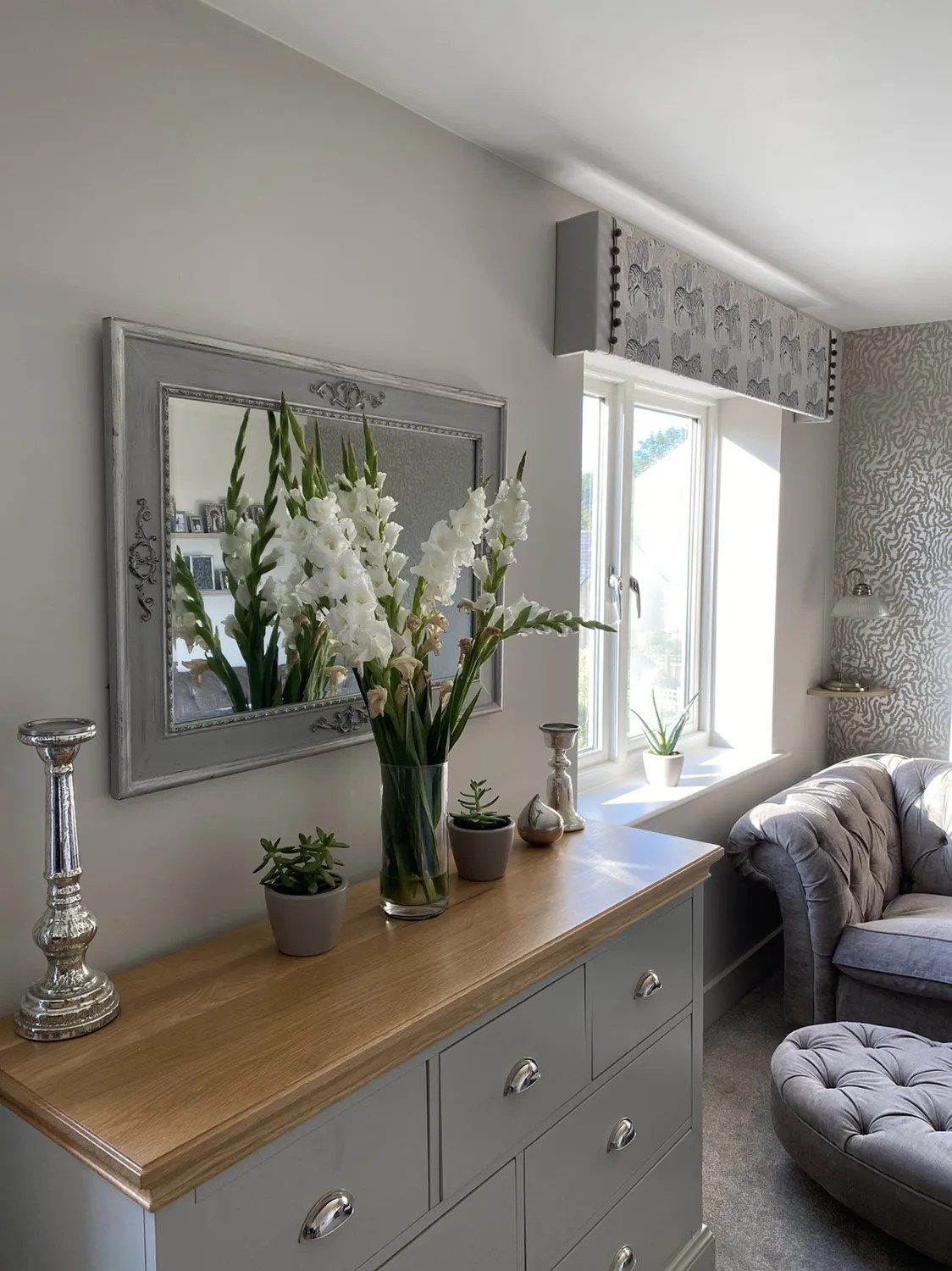 living room makeover. Is farrow and ball paint worth it