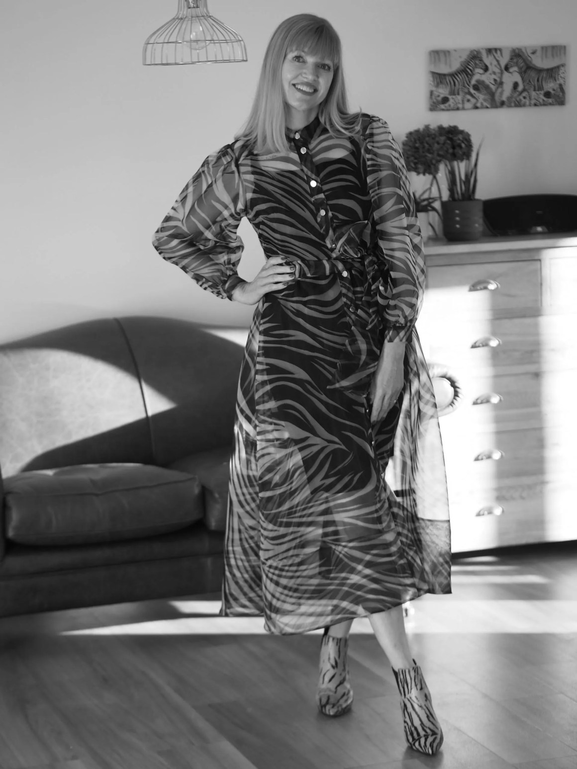 zebra print and tiger print