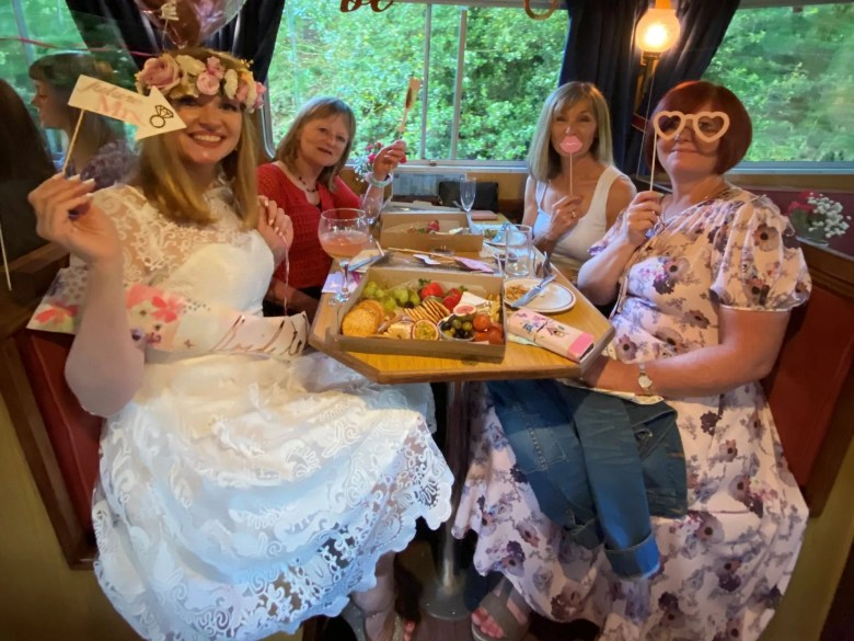 Hen party gin cruise (173)