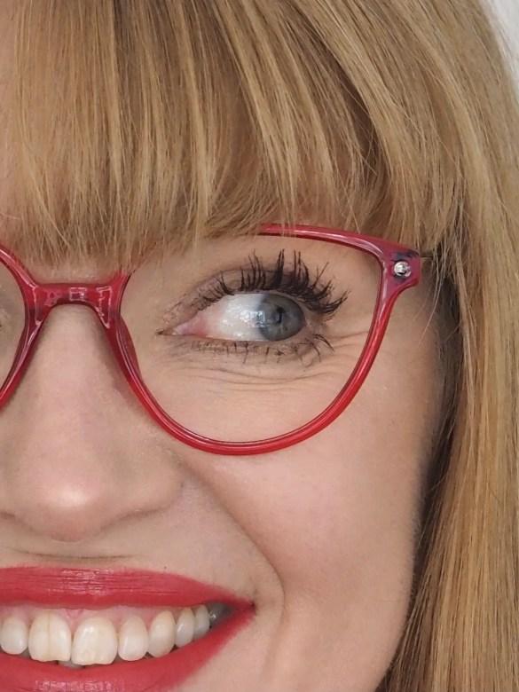 true colours lightweight red eyewear by Stepper