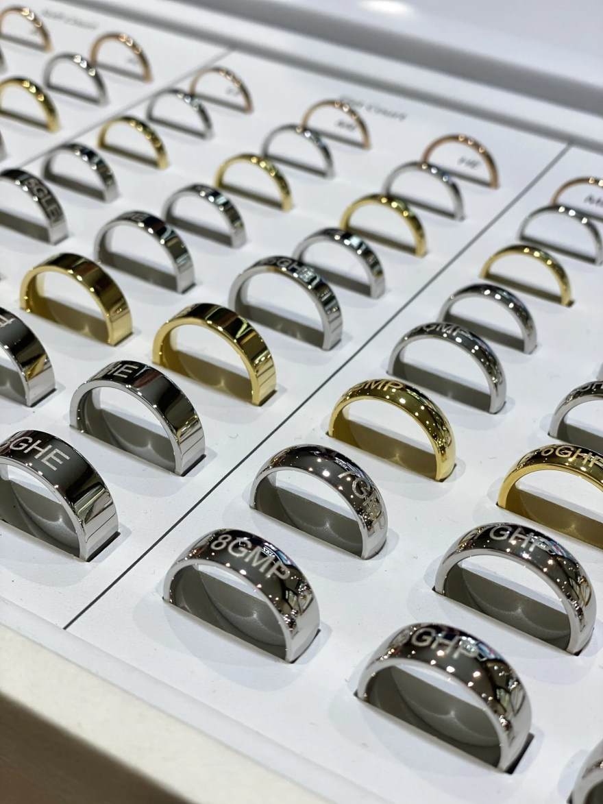wedding ring shopping at City Jewellers, Lichfield (1)