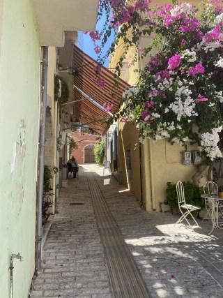 margarites village in crete