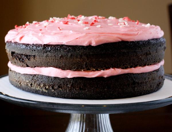 Icing Cake Banana Cake Recipe