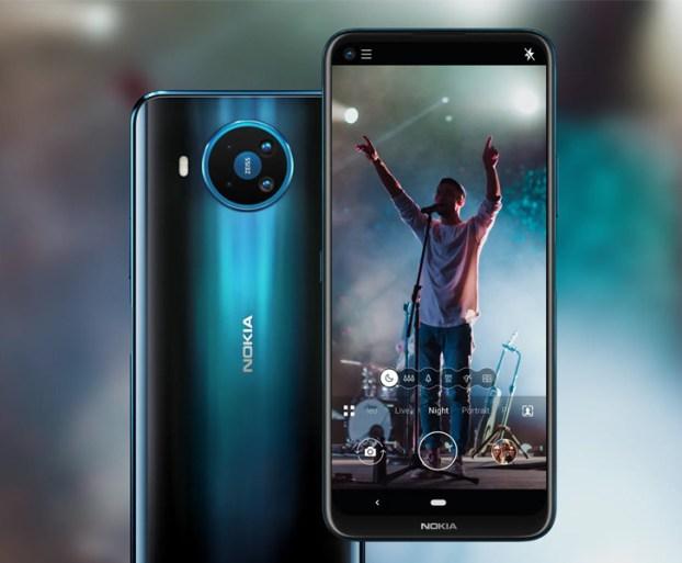 Nokia 8.3, Nokia 5.3, and Nokia 1.3 Officially Announced; Will Hit ...