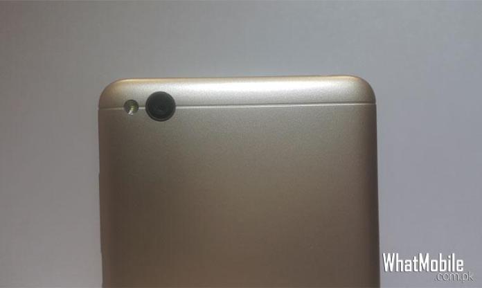 Xiaomi Redmi 4A Camera