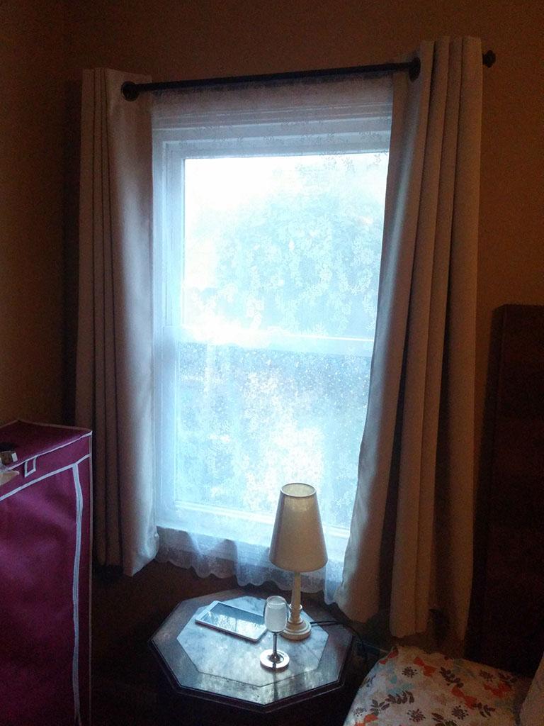 Balichun Curtains 63-Inch 2 Panels