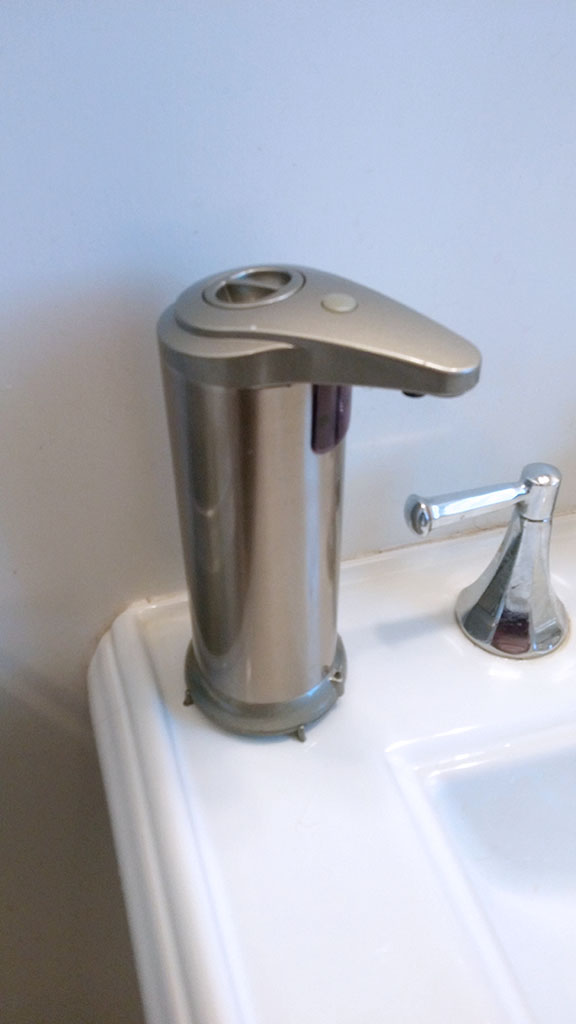 Home & Kitchen Wizards Soap Dispenser