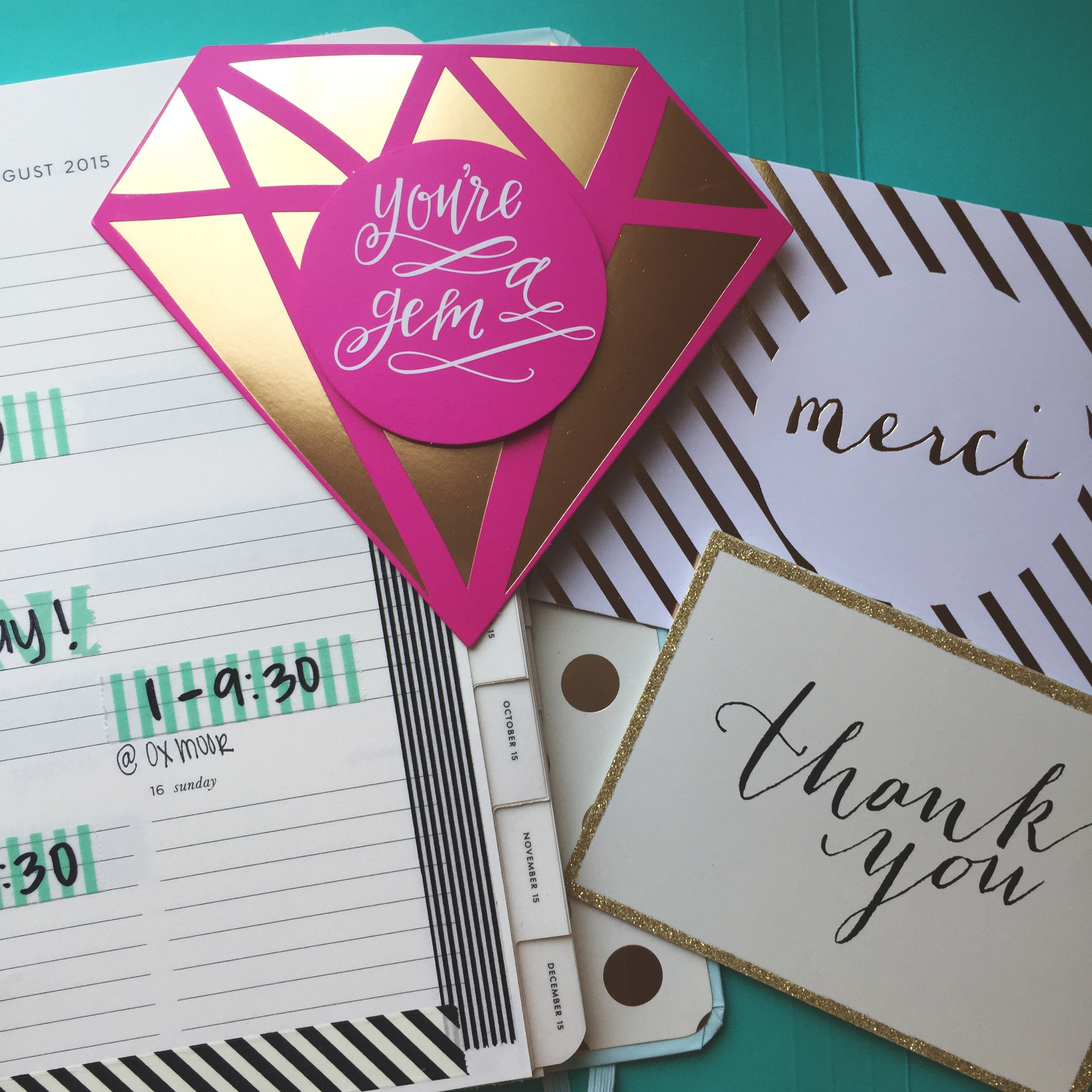 What Nicole Wore: Creating a Bestie Box