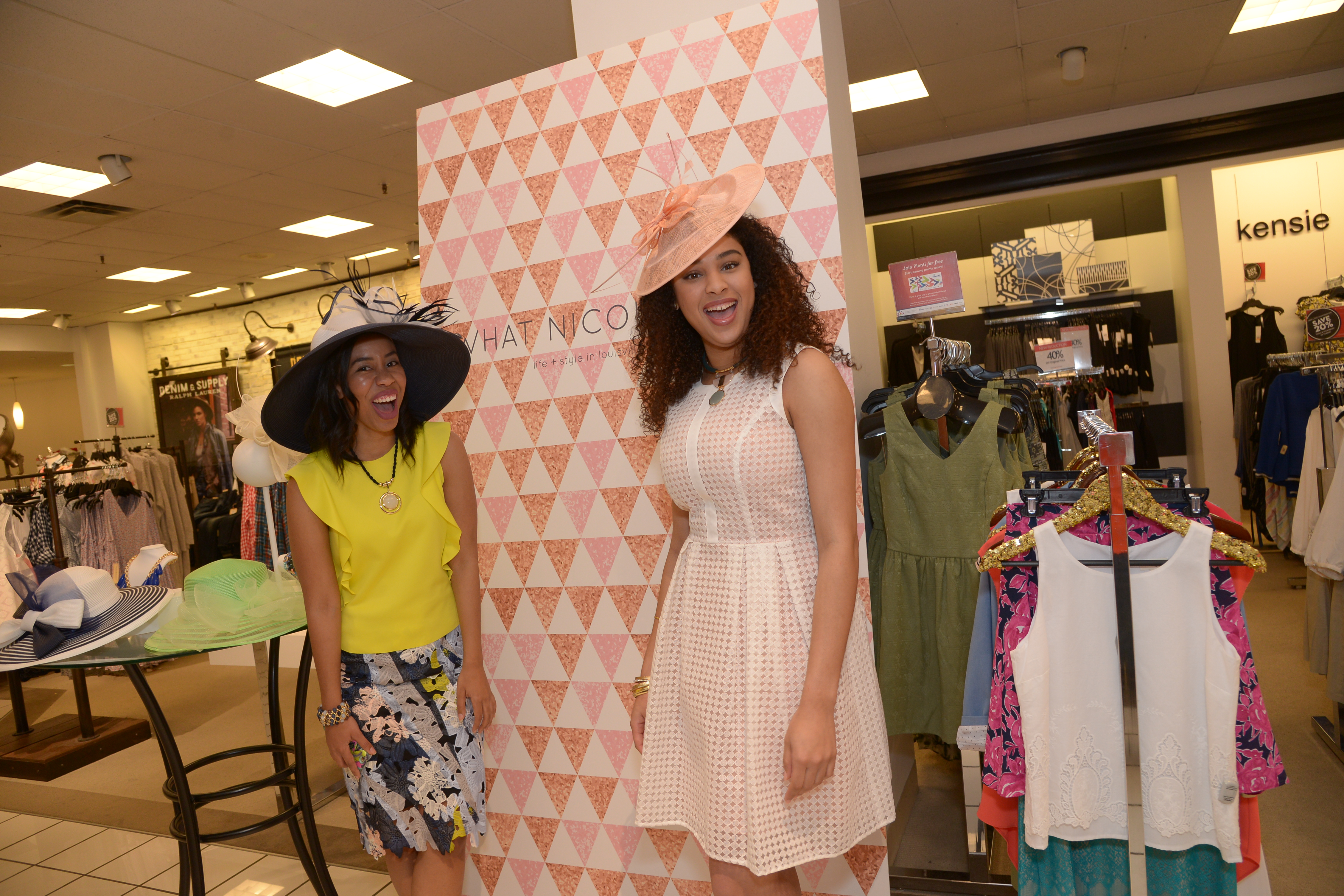 What Nicole Wore: Macy's Blogger Event