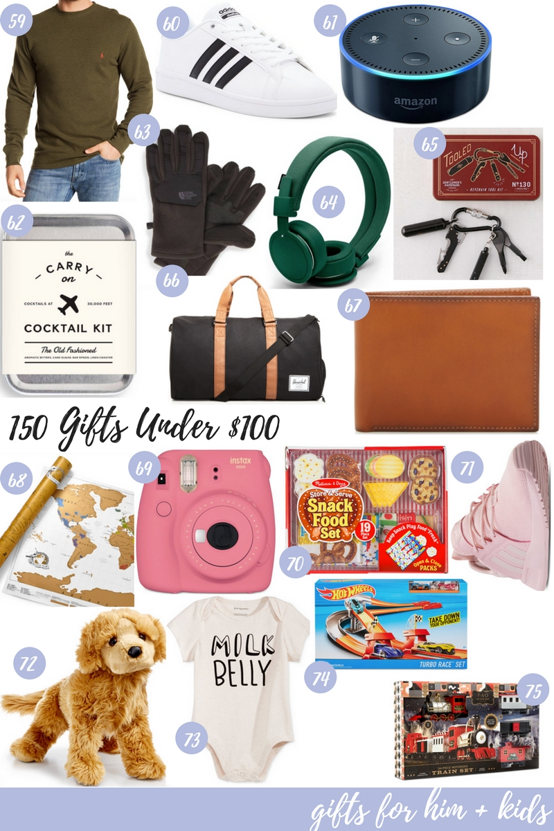 150 Gifts Under $100: the Ultimate Gift Guide for Black Friday
