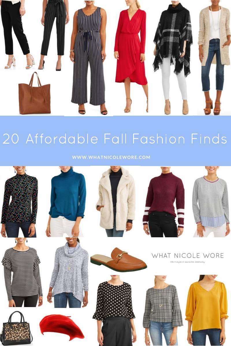 092de4e651a 20 Affordable Fall Fashion Finds From Walmart