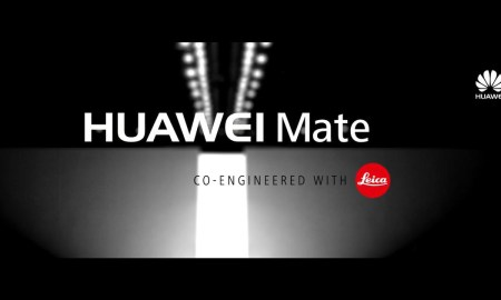 Huawei Mate 10 Teaser Video