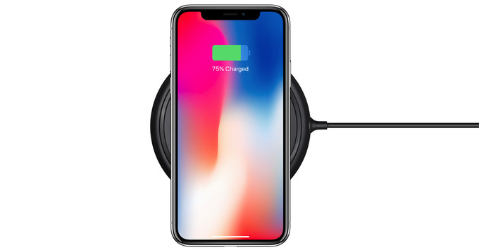 iOS 11.2 Wireless Charger