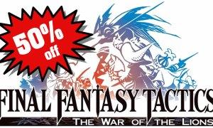 Final Fantasy 50%
