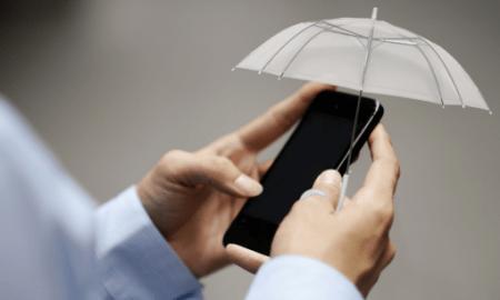 วิธีป้องกันสมาร์ทโฟน ไม่ให้เปียกน้ำ