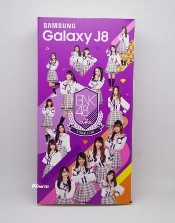 Samsung Galaxy J8 x BNK48 Limited Edition BOXSET แกะกล่อง