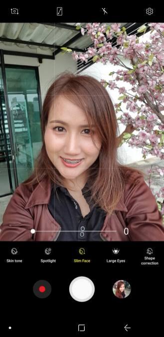 Samsung Galaxy Note 8 Camera Preview