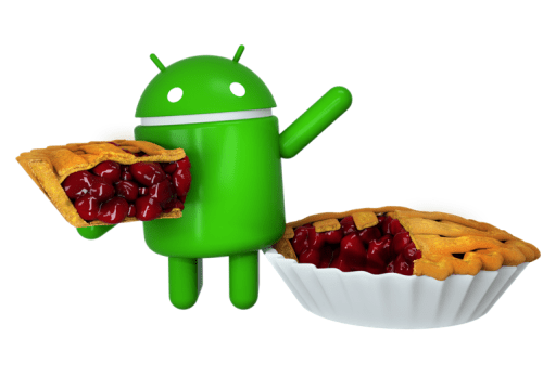 Sony Xperia Android Pie 9