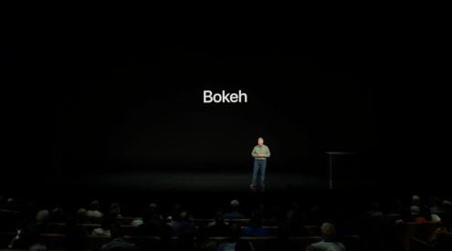 iPhone Xs Camera Bokeh