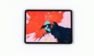 iPad Pro 2018 Header