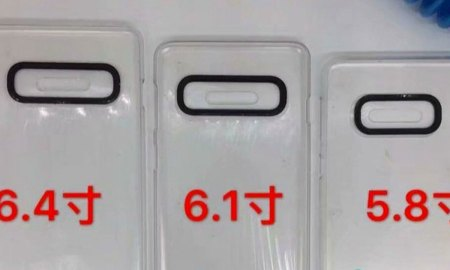 Samsung Galaxy S10 Series Screen