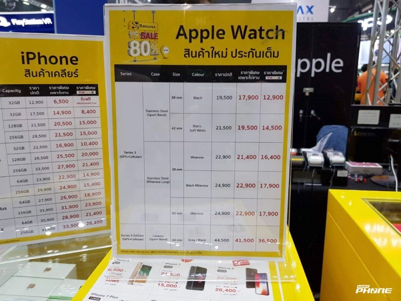 Smart watch Mid TME 2019