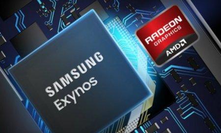 Exynos AMD Radeon Header