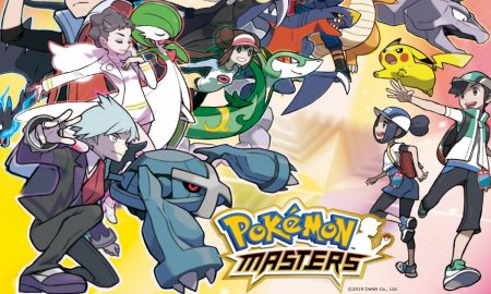 Pokemon Master Header
