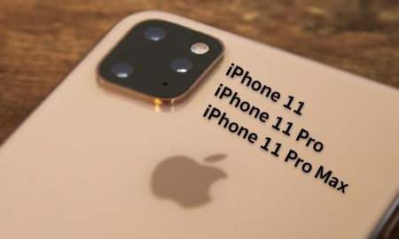 iPhone 11 Series Name