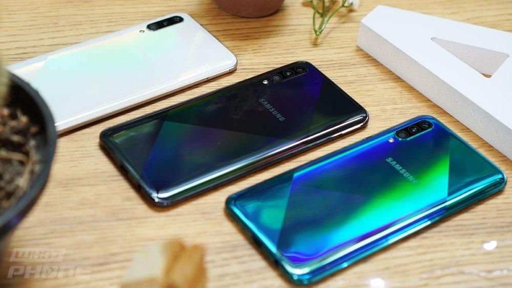 พรีวิว Samsung Galaxy A50s อัพเกรดกล้องและฟีเจอร์ ถ่ายรูป วิดีโอได้สนุกกว่าเดิม
