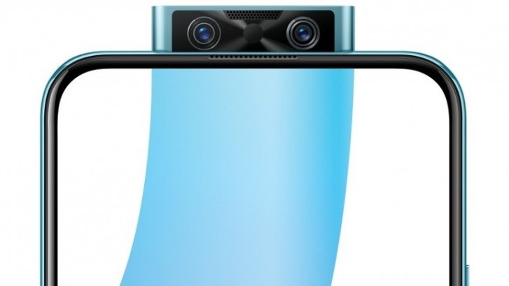Vivo V17 Pro - Dual Pop-up Selfie Camera