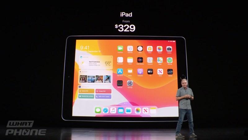iPad Air 2019 vs iPad 2019
