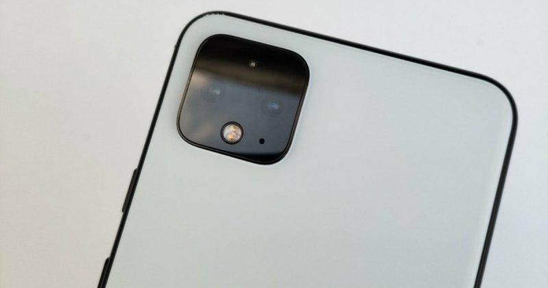 Google Pixel 4 Dual-band GPS