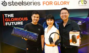 steelseries appointed rtb as a sole distributor penetrating thai gaming gear