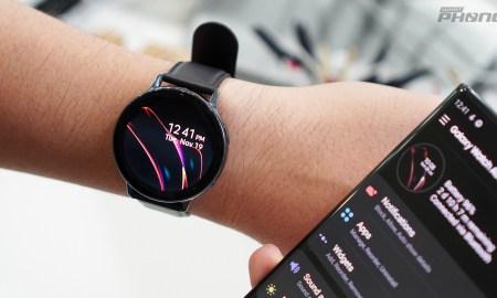 รีวิว Samsung Galaxy Watch Active 2 สมาร์ทวอชดีไซน์สวย ตอบโจทย์ทุกไลฟ์สไตล์