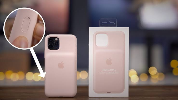 Smart Battery Case for iPhone 11 Pro