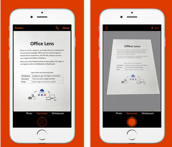 Office Lens: All-In-One Solution
