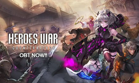Heroes War Counterattack