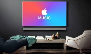 Apple Music Appears on Samsung's Smart TV