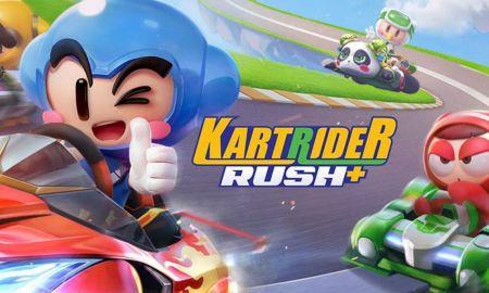 KartRider Rush plus