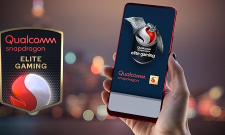 Qualcomm Snapdragon Elite Gaming Platform Header