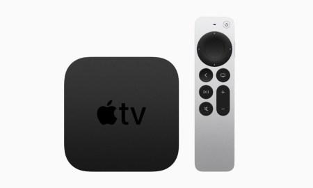 Apple TV 4K 2021 with Siri Remote Header