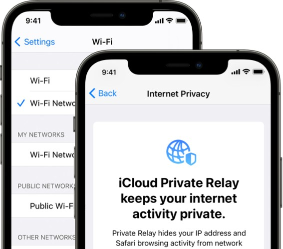 Apple iCloud+ Private Relay
