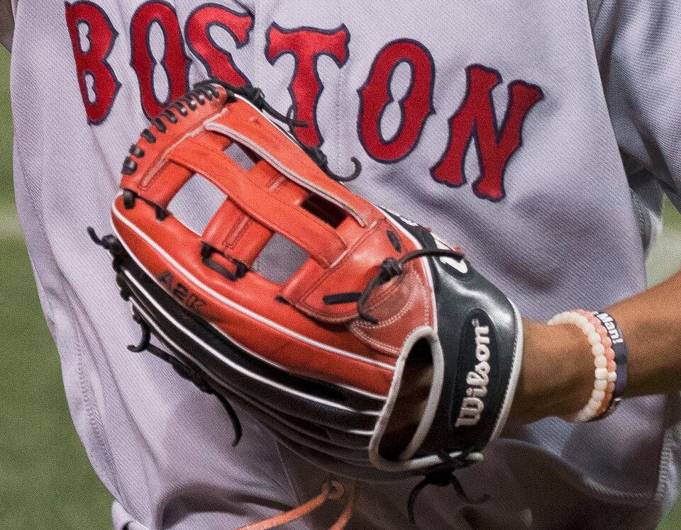 What Pros Wear Mookie Betts Wilson A2K 1799 Glove What