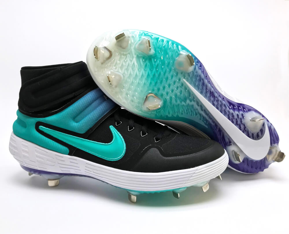 41268e896 What Pros Wear  Nolan Arenado s Nike Alpha Huarache Elite 2 Cleats ...