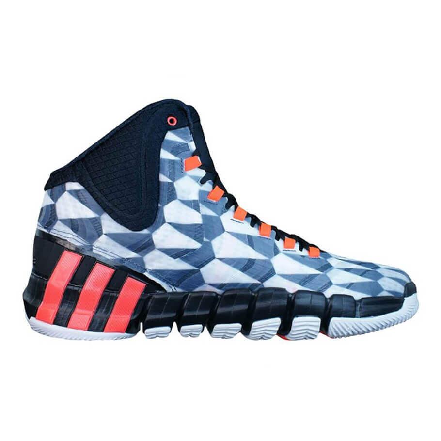 the best attitude 0c4cb 4b1b4 Damian Lillard s Adidas Crazyquick 2 Shoes. What Pros Wear ...