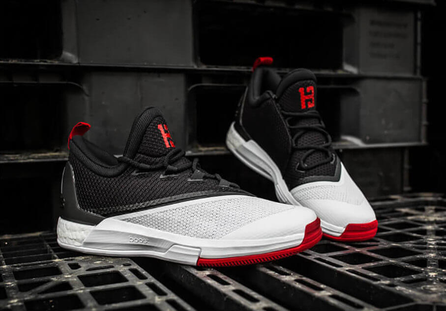 a53e06748135 What Pros Wear  James Harden s Adidas Crazylight Boost 2.5 Low Shoes ...
