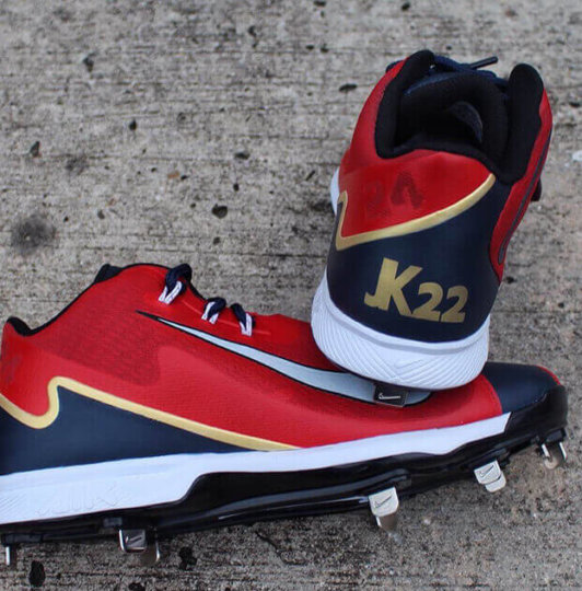 What Pros Wear: Jason Kipnis' Nike MVP Elite Pro Batting ...